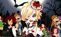 Zombie Princess Makeover