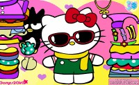 Viste a Hello Kitty